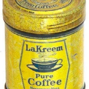 La Kreem Coffee Sample Tin