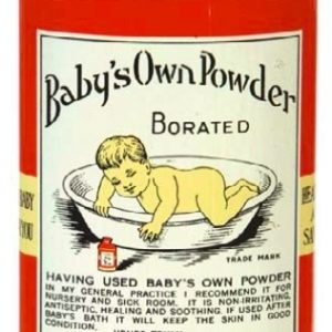 Baby's Own Powder Tin