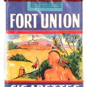Fort Union Cigarettes Pack