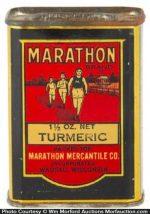Marathon Spice Tin