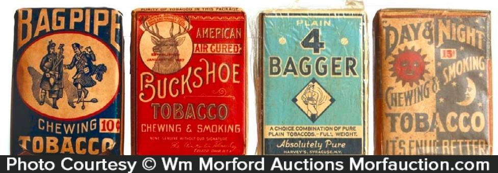 Vintage Tobacco Soft Packs
