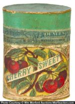 Cherry Sweet Tobacco Container