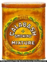 Calabash Mixture Tobacco Tin