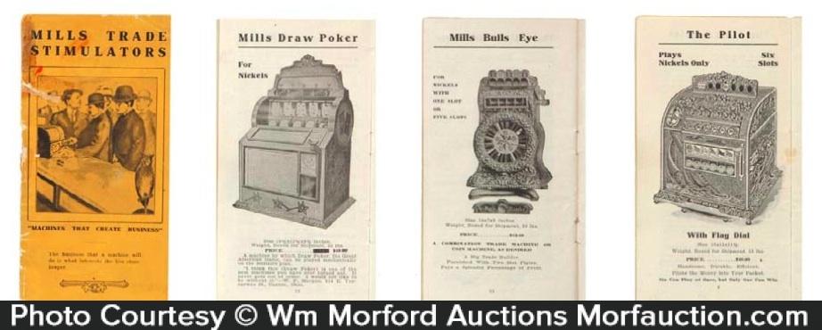 Mills Trade Stimulators Catalog
