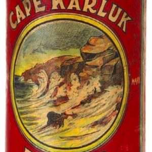 Cape Karluk Salmon Tin