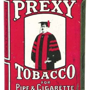 Prexy Tobacco Tin