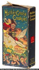 Mother Goose Cookies Box