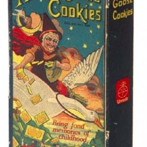 Mother Goose Cookies Box