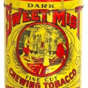 Sweet Mist Tobacco Tin