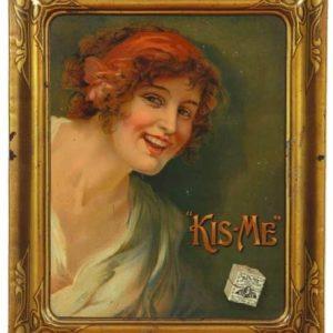 Kis-Me Gum Sign