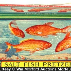 Salt Fish Pretzels Box