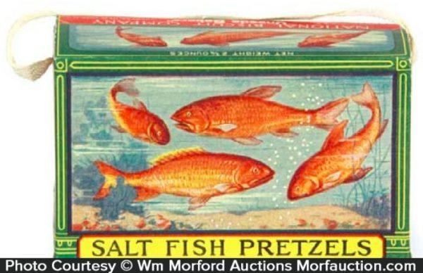 Salt Fish Pretzels Box
