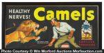 Camel Cigarettes Sign