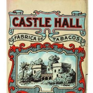 Castle Hall Cigar Tin