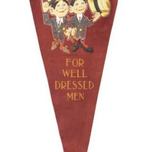Packard Shoes Pennant