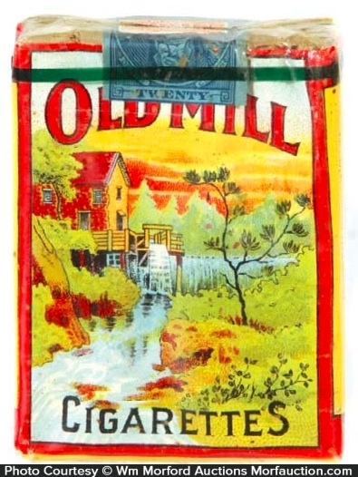 Old Mill Cigarettes Pack