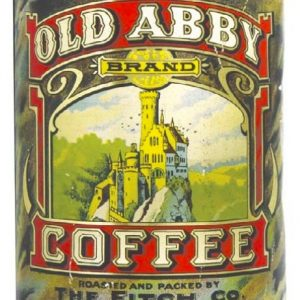 Old Abby Coffee Can