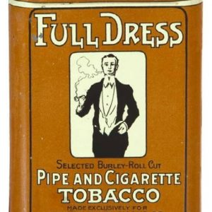 Full Dress Tobacco Tin