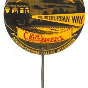 Interurban Way Train Bill Hook