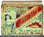 Russell's Exquisite Tobacco