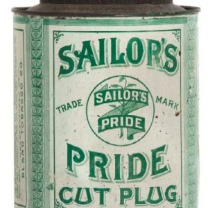 Sailors Pride Tobacco Tin