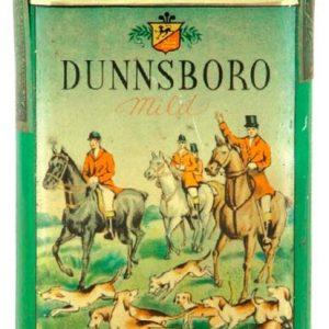 Dunnsboro Tobacco Tin