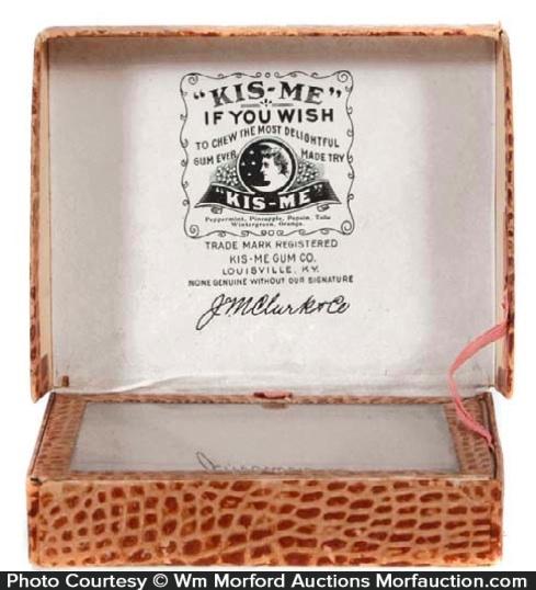 Kis-Me Gum Box