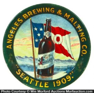 Angeles Brewing Tip Tray