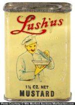 Lush'Us Spice Tin