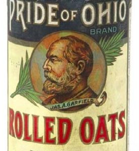 Pride Of Ohio Oats Box