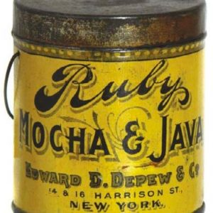 Ruby Coffee Sample Pail