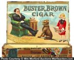 Buster Brown Cigar Box