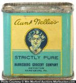 Aunt Nellie's Spice Tin