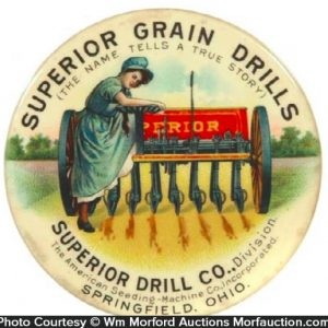 Superior Grain Drills Mirror