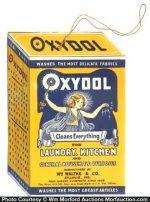 Oxydol Hanging Sign