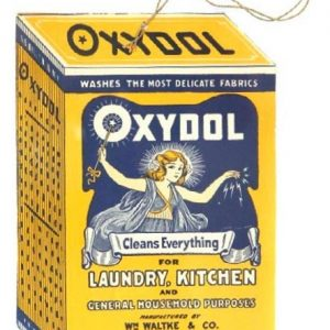 Oxydol Hanging Sign