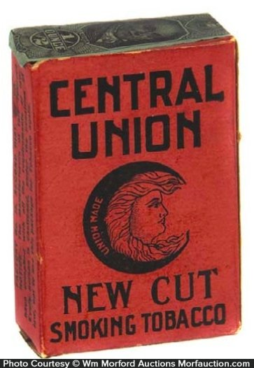 Central Union Tobacco Pack