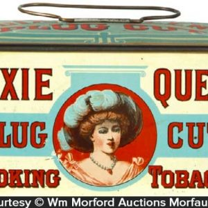 Dixie Queen Tobacco Pail