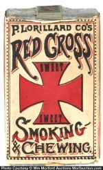 Red Cross Tobacco Pack