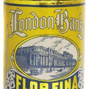 London Bank Flor Fina Cigar Can