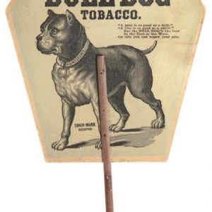 Bull Dog Tobacco Fan
