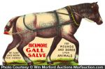 Bickmore Gall Salve Sign