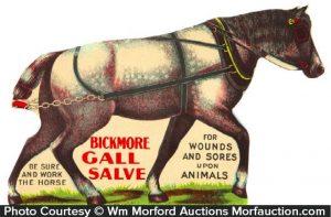 Bickmore Gall Salve Sign