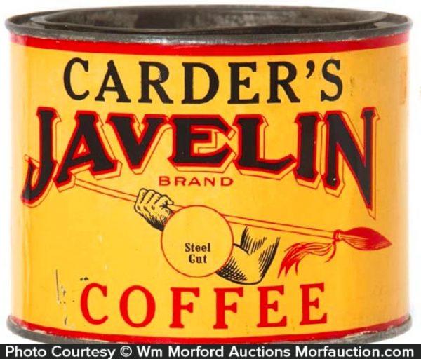 Javelin Coffee Can