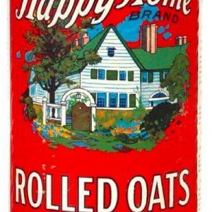 Happy Home Oats Box