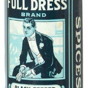 Full Dress Spice Tin