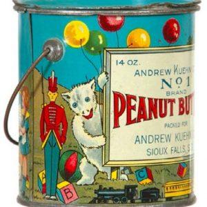andrew Kuehn Peanut Butter Pail