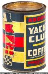 Yacht Club Coffee Can