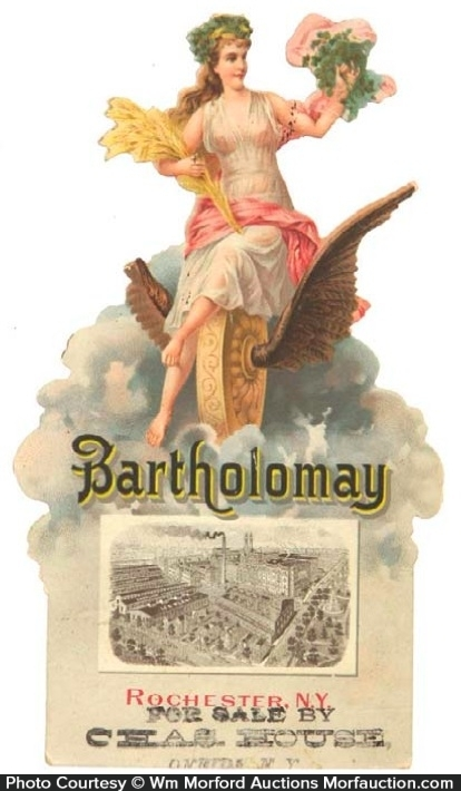 Bartholomay Brewing Company Sign