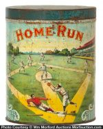 Home Run Cigar Can